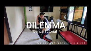 Dilemma - Nelly ( Dance Tutorial ) Master mix - Ramo Bais Choreography- Janjan Pasno