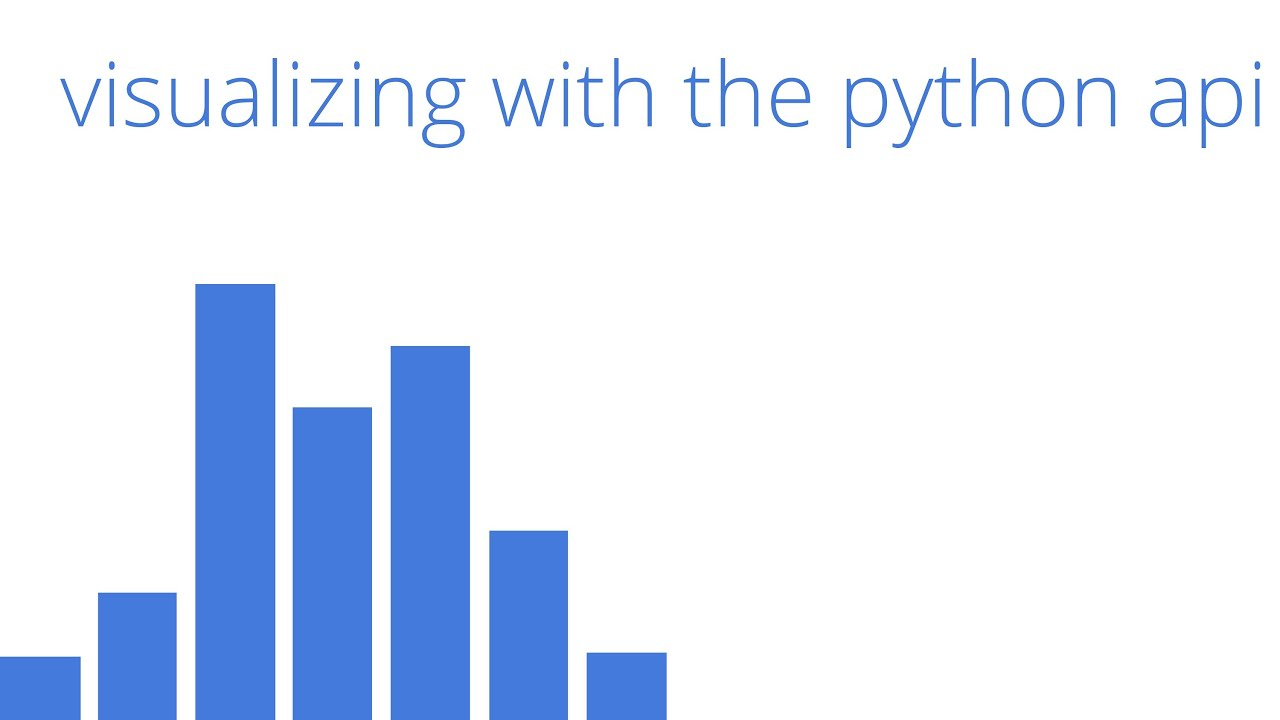 Overview of Plotly's Python API