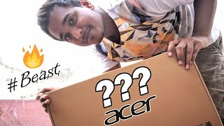 [Unboxing] Acer Aspire 5 w/ i5 8th Gen, nVidia MX150 for ₹41,099