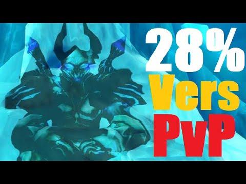 9.0.2 Frost DK PvP - 28% Versatility - Massive CC Opener