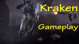Evolve - Kraken Gameplay [PC]