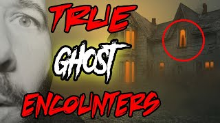 3 True Scary Ghost Encounter Stories **Terrifying**