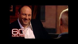 "James Gandolfini on why ""The Sopranos"" was successful"