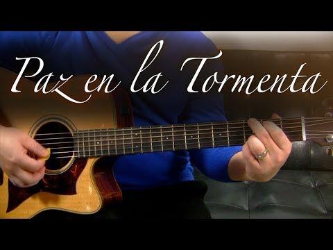 Paz en la Tormenta - Guitarra Tutorial
