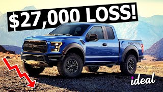 Trucks With The WORST Resale Value