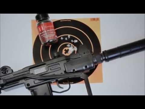The Mini Uzi Pistol: The most recognizable airgun in the world