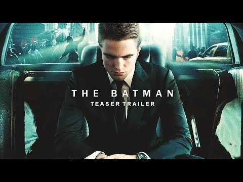 THE BATMAN (2021) Teaser Trailer Concept – Robert Pattinson, Matt Reeves DC Movie. FHD