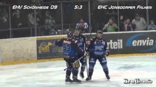 """Unbeugsam feat. Die """"EHV 09"""" Wölfe - best of Eishockey 2012 - 2013"""