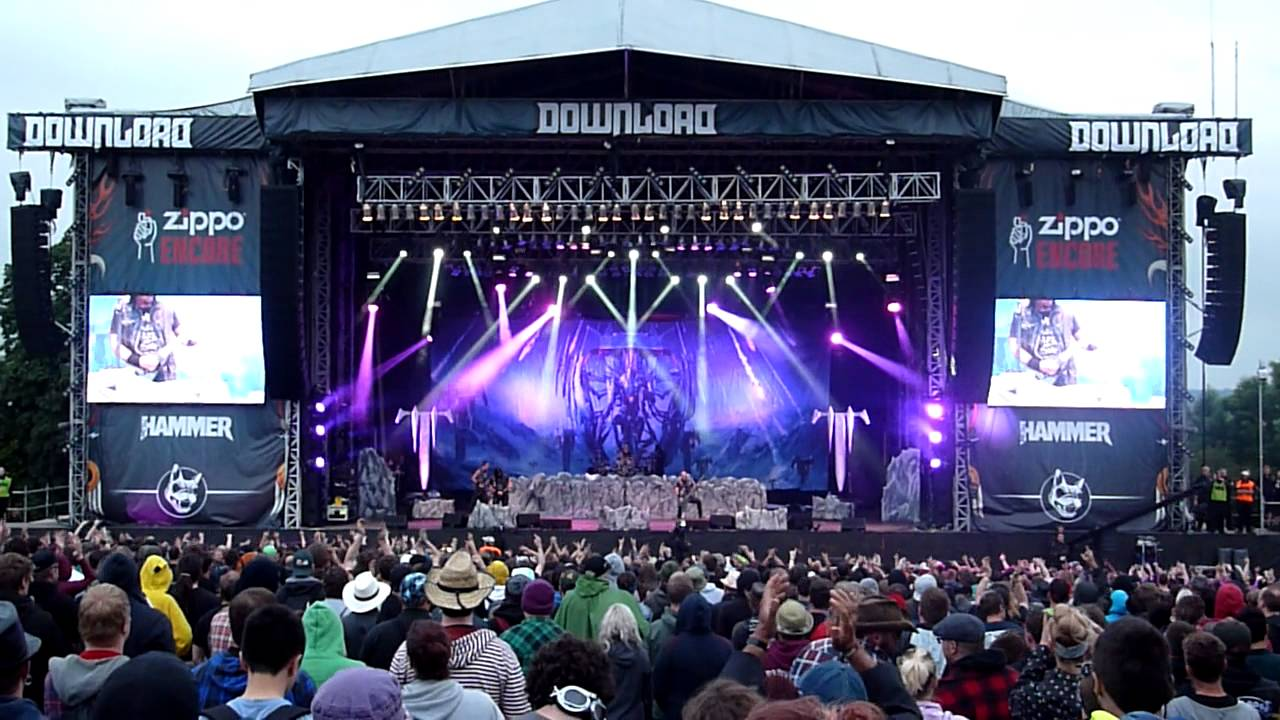 Download festival 2009 trivium [live] youtube.