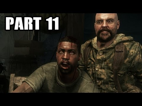 Let's Play Call of Duty Black Ops Deutsch German #11 - Russisch Roulette