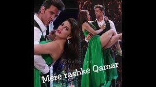 Mere rashke Qamar full HD video Hrithik Roshan    new Bollywood song Korean mix 2017
