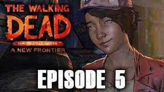 Video THE WALKING DEAD SEASON 3 EPISODE 5 Gameplay Walkthrough Part 1 Ending - Richmond (Full Episode) download MP3, 3GP, MP4, WEBM, AVI, FLV Juli 2018