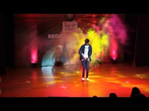 Robotics Dance In Mumbai Hunar 2018 Youtube