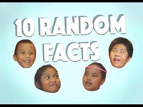 Ten Random Facts About Me   Maui Vloggers