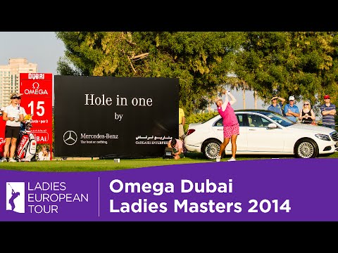 Omega Dubai Ladies Masters 2014 - Third Round Highlights
