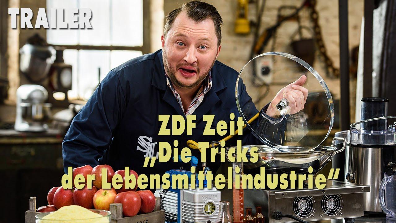 Trailer Zur Sendung Zdf Zeit Die Tricks Der Lebensmittelindustrie Youtube