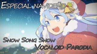 Snow Song Show - Hatsune miku Parodia (Especial navideño)