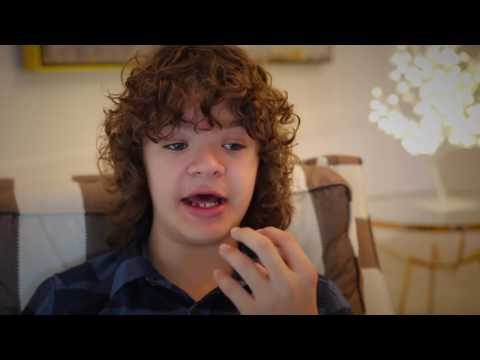 Gaten Matarazzo (Dustin from Stranger Things) and CCD Smiles Raise Money for Cleidocranial Dysplasia