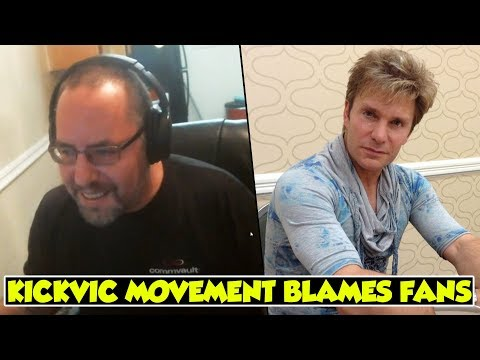 KICKVIC MOVEMENT BLAMES VIC MIGNOGNA FANS! Leaked DMs Reveal Actions Against Vic And Lies