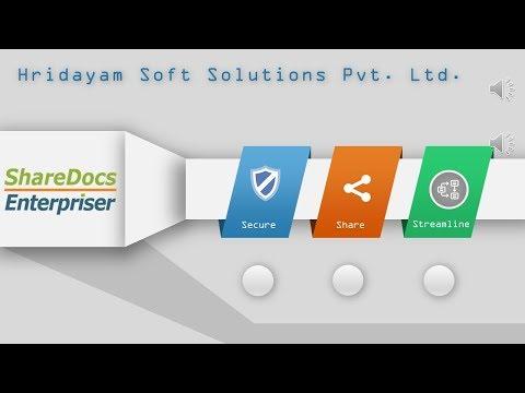 Document Management Solution: ShareDocs Enterpriser