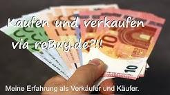 Kaufen und verkaufen via reBuy.de - Meine Erfahrungen & Überraschungen mit reBuy