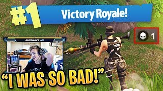 Pro Players First Ever Fortnite Games! *NOOBS* (Ninja, Myth, Tfue & More!)