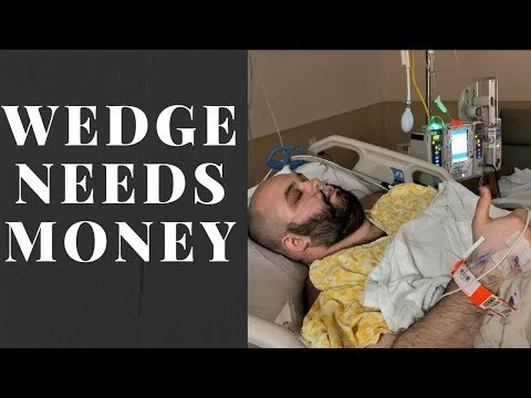 WEDGE NEEDS MONEY   (The Mana Source)