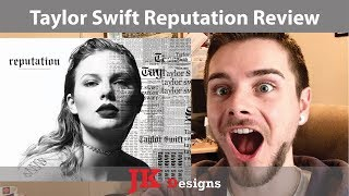 Taylor Swift | Reputation Reaction - First Listen!