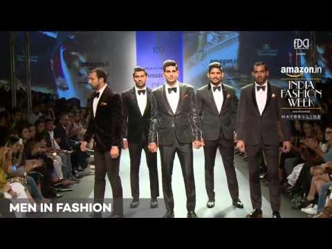 Men in Fashion   Amazon India Fashion Week AW '16