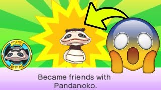 How to Get Pandanoko in Yo-kai Watch Blasters + PANDANOKO GIVEAWAY!