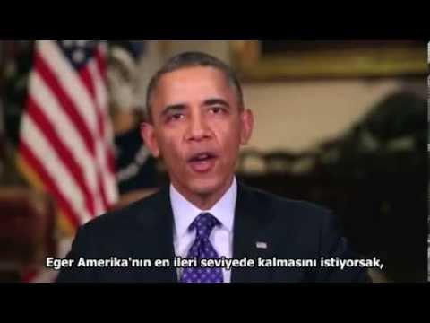 Barack Obama vs Binali Yıldırım