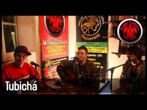 Tubichá con Ole Brasil en M Radio Cultura