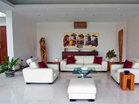 Balinese Living Room Idea