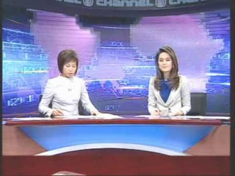 22APR11 THAILAND ; Breaking News at Noon ; Ch3 ; Thai Soldiers Have Crashed Cambodian Soldiers