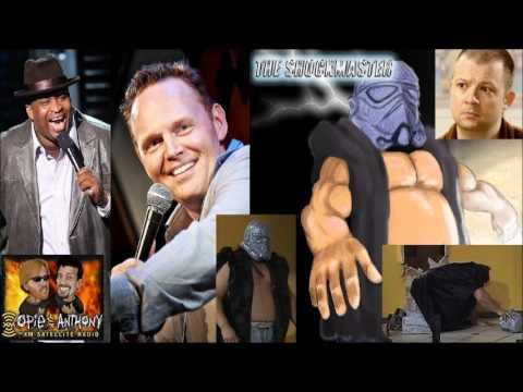 O&A W/ Patrice & Bill Burr Discuss Bad Wrestling Promos