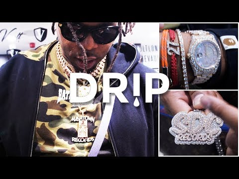 Hypo's Jewellery Collection - #Drip (Ep.1) | Link Up TV