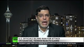 If Iran behind attack, 'US military worthless' - Tehran prof