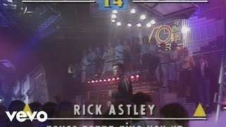 Rick Astley - Never Gonna Give You Up [Top Of The Pops 1987]