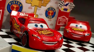 Disney Pixar Dinoco 400 Lightning McQueen From Thailand Vs McQueen Made In China Discussion • Ep 1