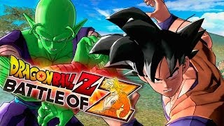 Dragon Ball Z - Battle Of Z - Let's Play - Gameplay - Прохождение на русском