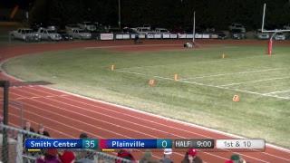 Smith Center vs Plainville Sub State