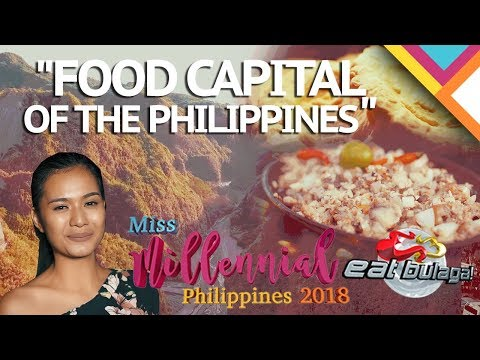 FOOD CAPITAL OF THE PHILIPPINES PAMPANGA   Miss Millennial Pampanga
