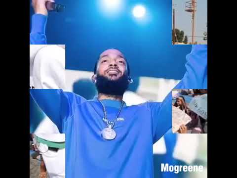 Nipsey Hussle Tribute (Rest In Paradise)  - August 15-1985 - March 31, 2019