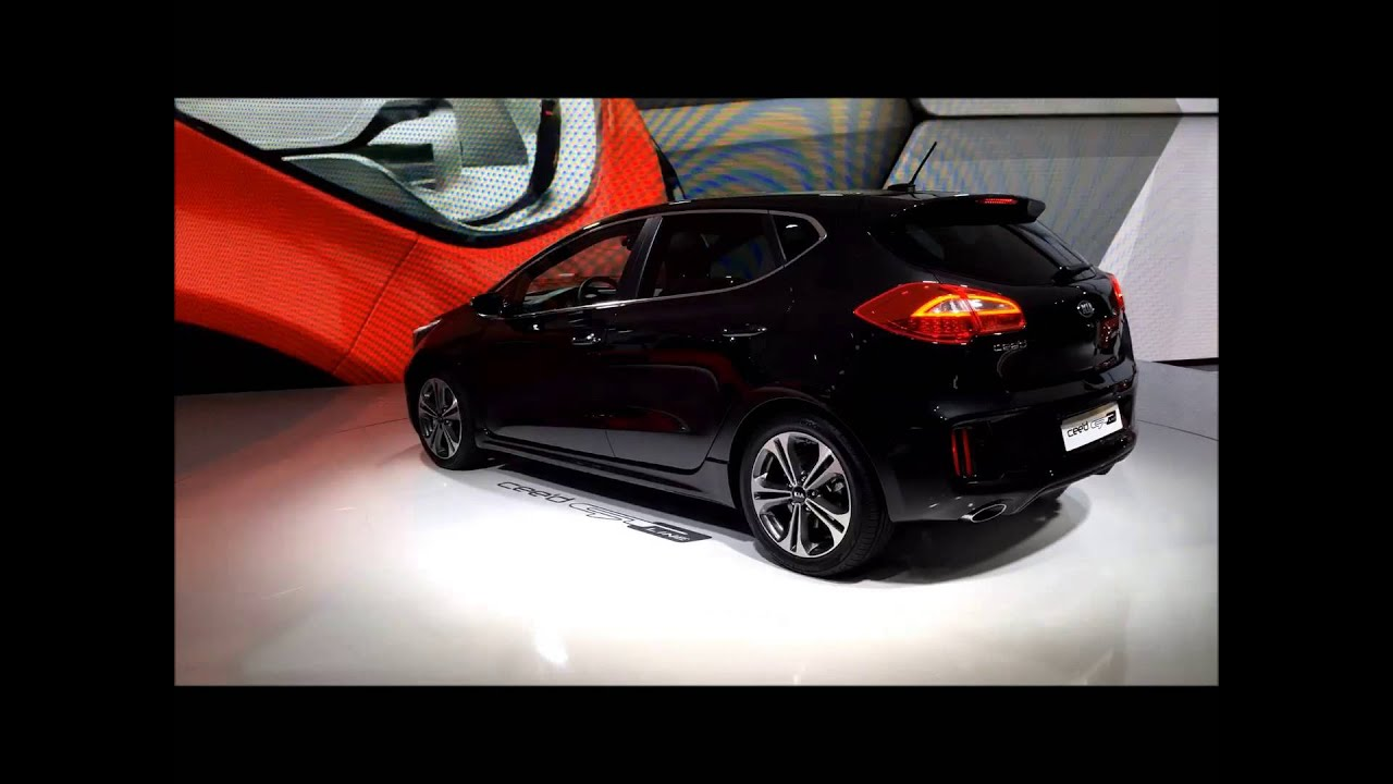 kia ceed gt line gen ve 2015 youtube. Black Bedroom Furniture Sets. Home Design Ideas