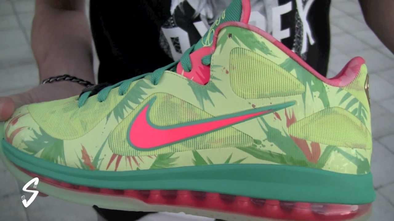 Stickie213 - Nike Lebron 9 Low