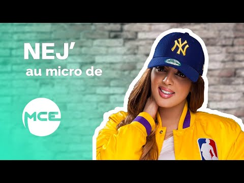 Youtube: MCE TV « enchantée » de rencontrer NEJ' !