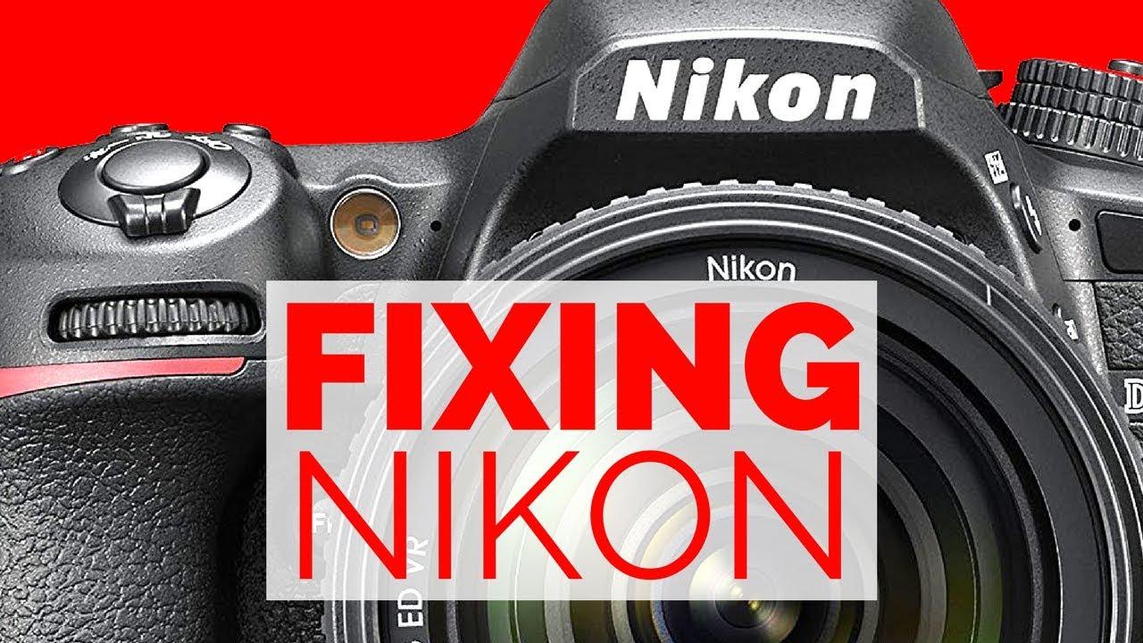 How to Solve Nikon's BIGGEST Problem?