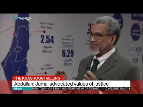 KHASHOGGI KILLING & PALESTINE MEDIA FORUM:Interview with Daud Abdullah