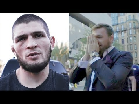 Хабиб и Конор помирятся! Приедет в Дагестан
