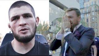 Хабиб и Конор помирятся Приедет в Дагестан